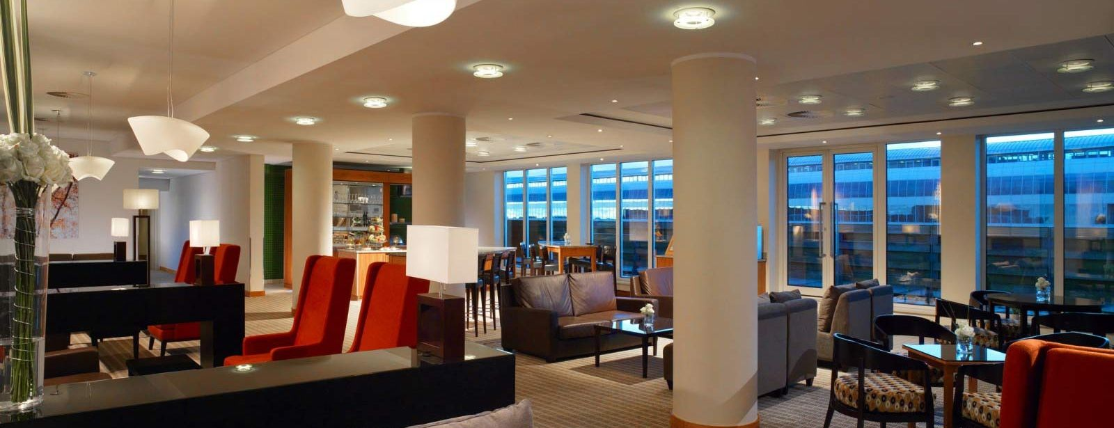 Club Zimmer im Sheraton Frankfurt Airport Hotel & Conference Center