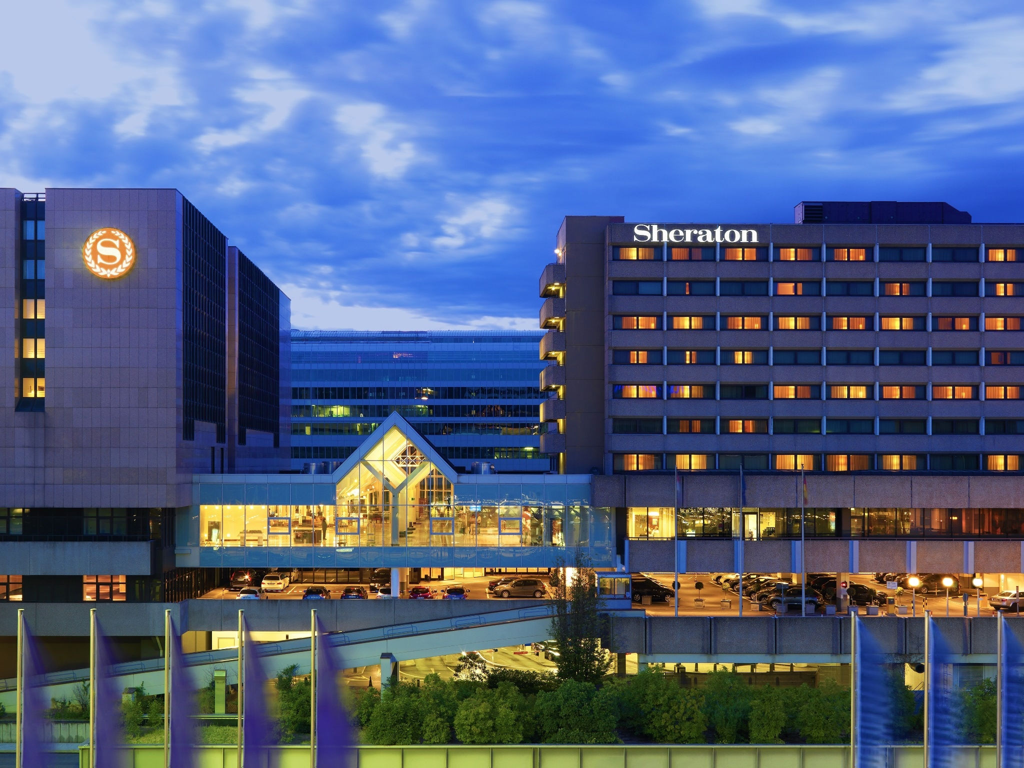 Presse - Sheraton Frankfurt Airport Hotel & Conference Center
