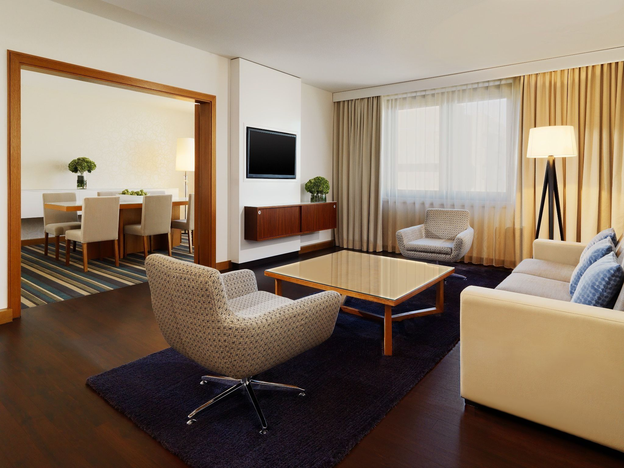 Sheraton Grand Suite - Sheraton Frankfurt Airport Hotel & Conference Center