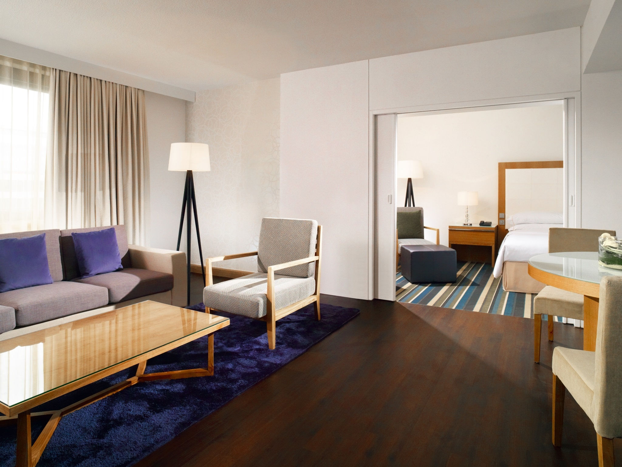 Sheraton Club Suite - Sheraton Frankfurt Airport Hotel & Conference Center